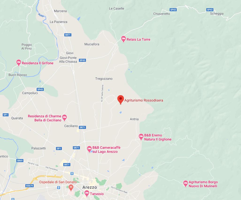 Trova sulla Mappa